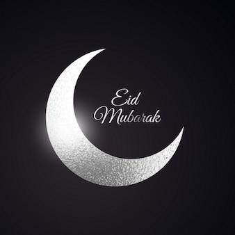 Eid mubarak piękne tło