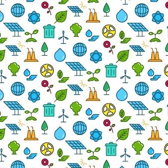 Ekologia i charakter wzór