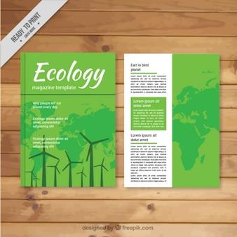 Ekologia magazyn o energii odnawialnej