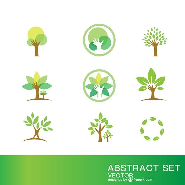 Ekologia symbole zawarte