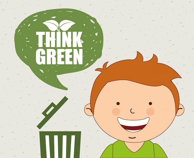 Ekologiczne dzieci