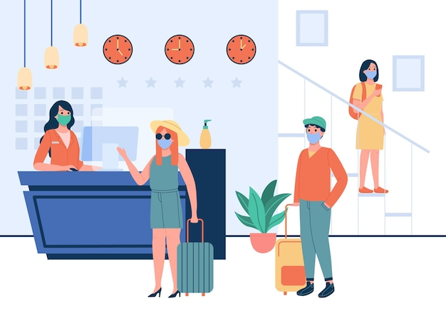 Ekologiczne mieszkanie nowe normalne w hotelach