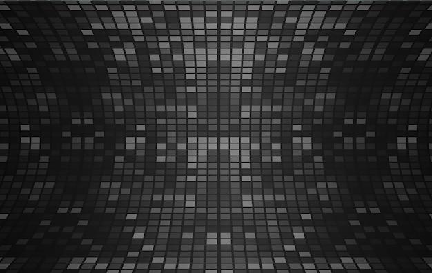 Ekran kinowy led do prezentacji filmów. lekki abstrakcjonistyczny technologii tło