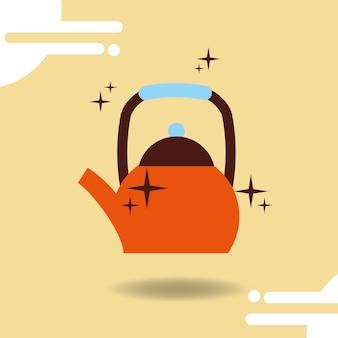 Ekspres do kawy z kroplomierzem do kawy świeży