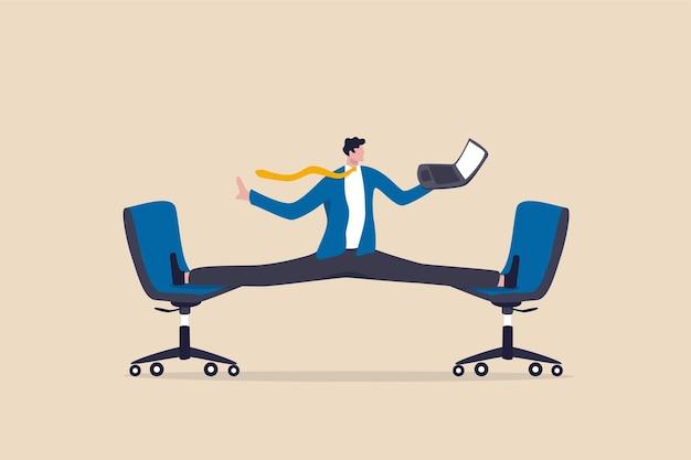 Elastyczna praca, pozwól pracownikowi zarządzać koncepcją czasu pracy.