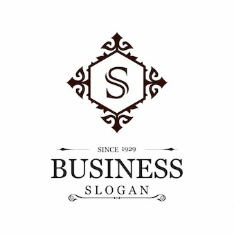 Elegancki biznes slogan s