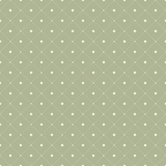 Elegancki i luksusowy geometryczny wzór kropek. geometryczna prosta ilustracja siatki