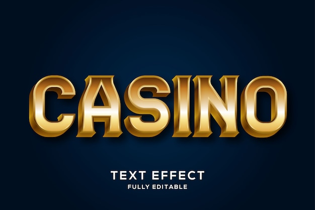 Elegancki klasyczny złoty efekt stylu tekstu 3d
