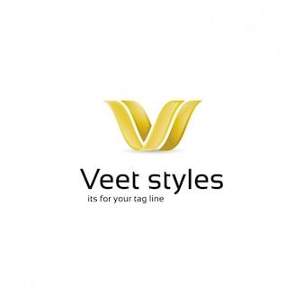 Elegancki szablon logo