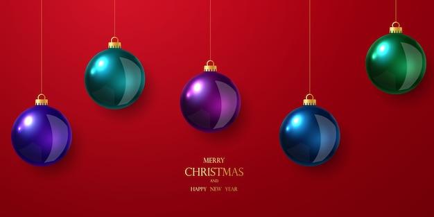 Eleganckie bombki do dekoracji świątecznych