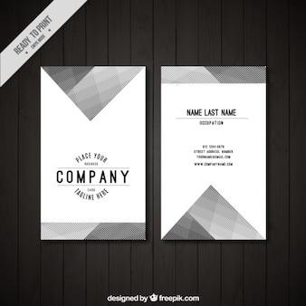 Eleganckie karty korporacyjnej