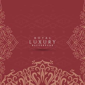 Eleganckie luksusowe piękne tło