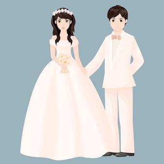 Eleganckie małżeństwo