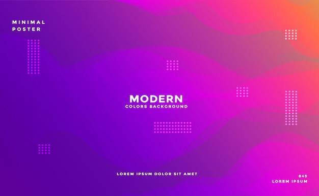 Eleganckie nowoczesne streszczenie tło fioletowy