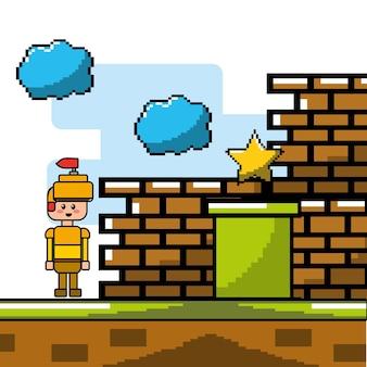 Elektroniczna gra wideo o charakterze graficznym
