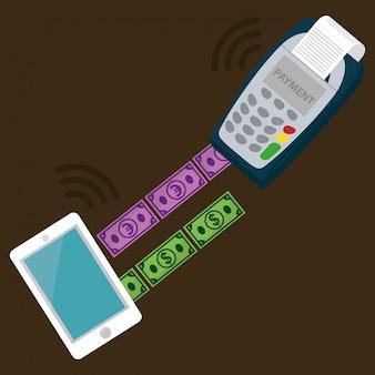 Elektroniczna płatność i technologia