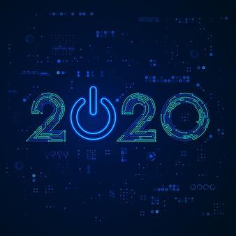 Elektroniczny 2020