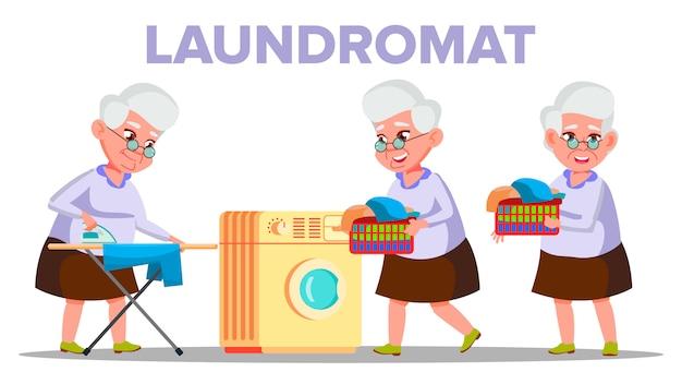 Elektryczne urządzenie do prania samoobsługowego