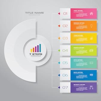 Element projektu plansza wykresu
