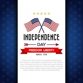 Element projektu z okazji dnia niepodległości