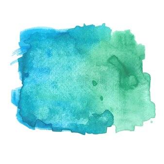 Element tła koloru wody.