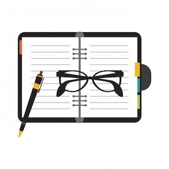 Elementy biznesowe i biurowe