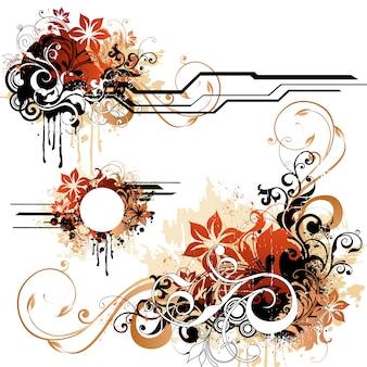 Elementy dekoracyjne kolekcji