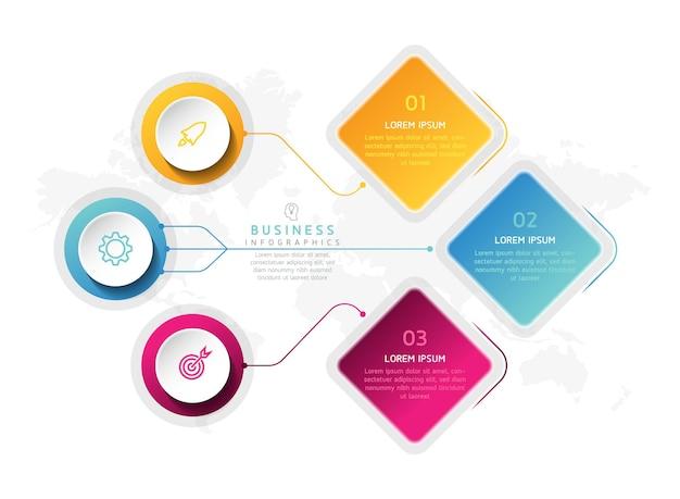 Elementy do infografiki