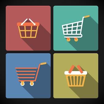 Elementy handlowe wzory