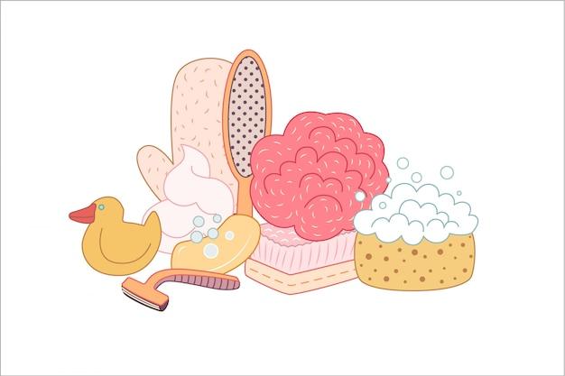 Elementy higieniczne