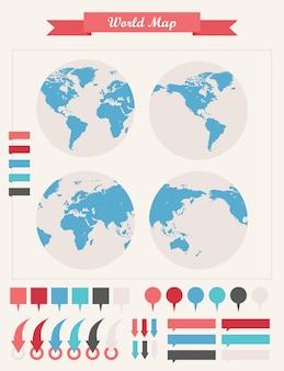 Elementy infographic