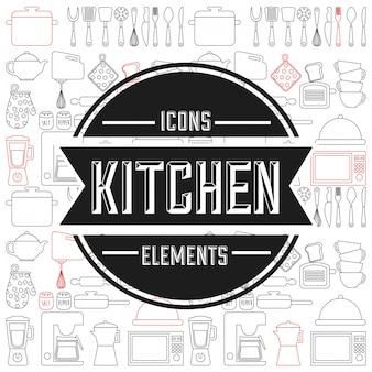 Elementy kuchni