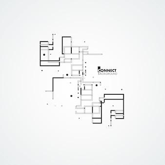 Elementy linii, kwadratu, okręgu
