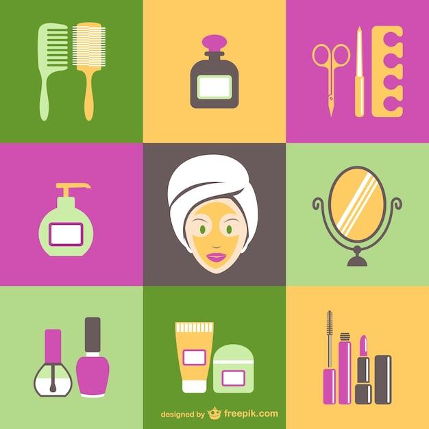Elementy opakowania kosmetyczne