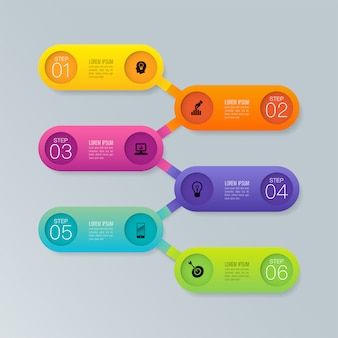 Elementy plansza na osi czasu