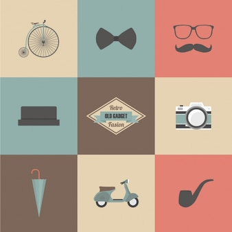 Elementy projektowania hipster