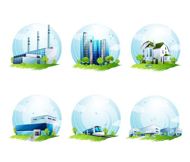 Elementy projektu ekologii