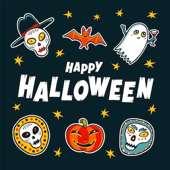 Elementy projektu halloween