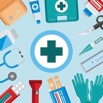 Elementy ramy pierwszej pomocy