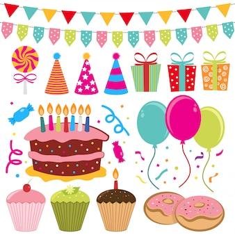 Elementy urodzinowe