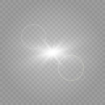 Elipsa. biała elipsa. trójkąty, białe trójkąty. ilustracja jest narysowana w formie światła i na tle w kratkę.