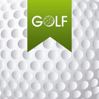Emblemat klubu golfowego
