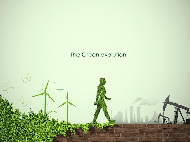 Energia odnawialna. zielona rewolucja.