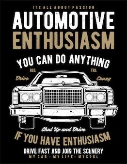Entuzjazm samochodowy