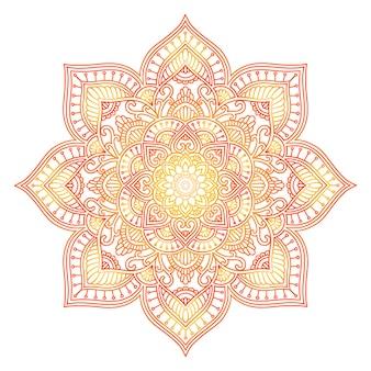 Etniczna mandala