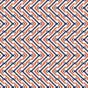 Etniczne projekt graficzny ozdoba streszczenie tło wektor wzór