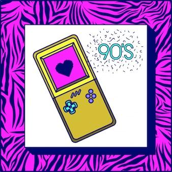 Etykieta 90s z vido gry retro