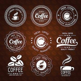 Etykieta kawy