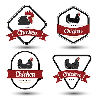 Etykieta kurczaka
