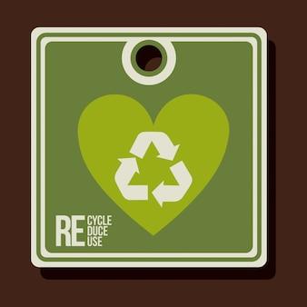 Etykieta lub etykieta projektu oszczędzania energii
